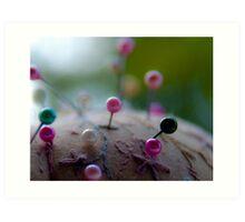 Beautiful Blur Art Print