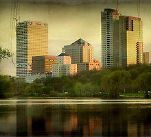 Milwaukee View © by Dawn M. Becker