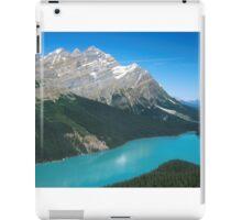Peyto Lake iPad Case/Skin