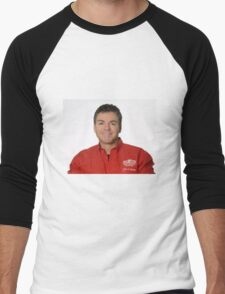papa john shirt lol Men's Baseball ¾ T-Shirt