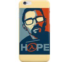 Half Life Hope iPhone Case/Skin