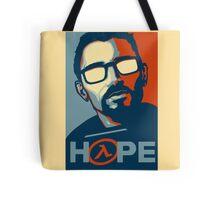 Half Life Hope Tote Bag