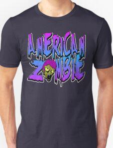 American Zombie Wild Unisex T-Shirt