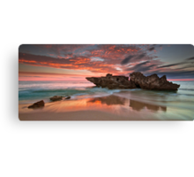 ∞ Old Faithful ∞ Canvas Print