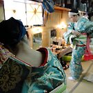 Backstage 、OSAKA   JAPAN by yoshiaki nagashima
