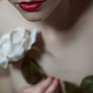 Roses and lips by DeirdreMarie