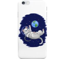 Are you there world? Its me, Kitteh iPhone Case/Skin