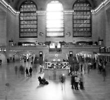 Grand Central Station 2 by Alanqpr