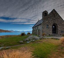 Church of the Good Shepherd by Peter Luxem
