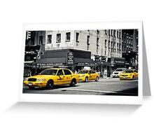 West Village   New York City Greeting Card