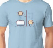 Breakfast high jump  Unisex T-Shirt