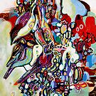 birds (new) by Randi Antonsen