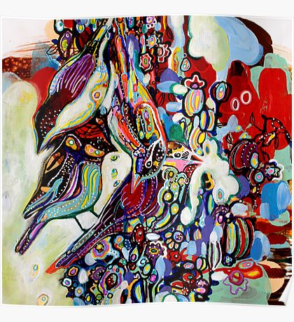 birds (new) Poster