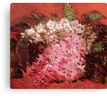 Lilacs by Vincent Van Gogh Canvas Print
