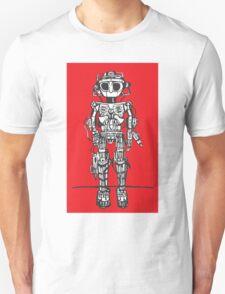 Big Eyed Robot 1 T-Shirt