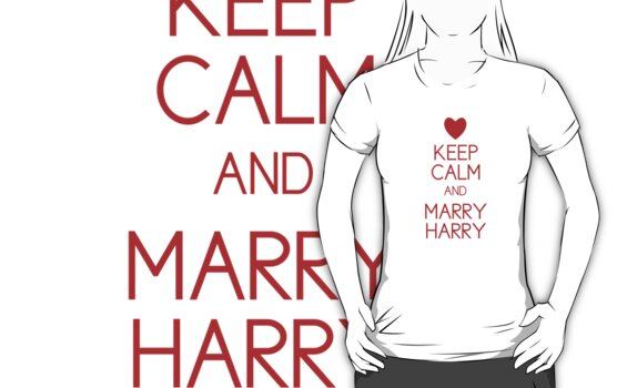 Keep Calm and Marry Harry by Claire Elford
