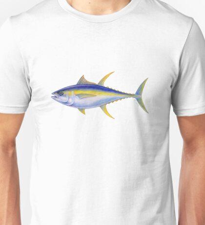 Yellowfin Tuna (Thunnus albacares) Unisex T-Shirt