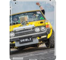 DRIBLZ Tread Cemetery Burnout iPad Case/Skin