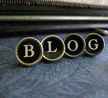 Blog - Blue by Patricia Phillips