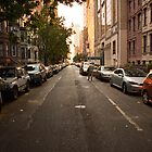 Manhattan Street 1 by Charles Blier
