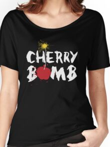 cherry bomb Women's Relaxed Fit T-Shirt