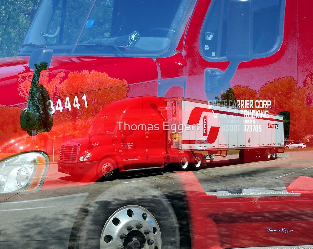 The Tour Bus by Thomas Eggert