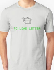 PC Load Letter T-Shirt