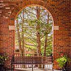Arch in Allegan, Michigan by Robert Kelch, M.D.