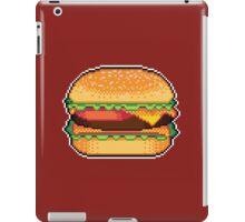 Pixel Burger iPad Case/Skin