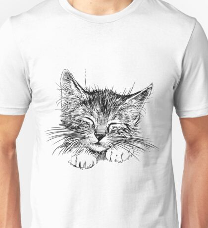 Cat animal Unisex T-Shirt