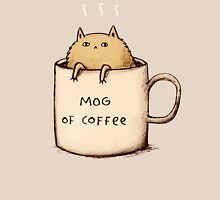 Mog of Coffee Unisex T-Shirt