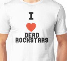 DEAD ROCKSTARS Unisex T-Shirt