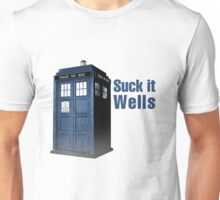 Suck it Wells Unisex T-Shirt