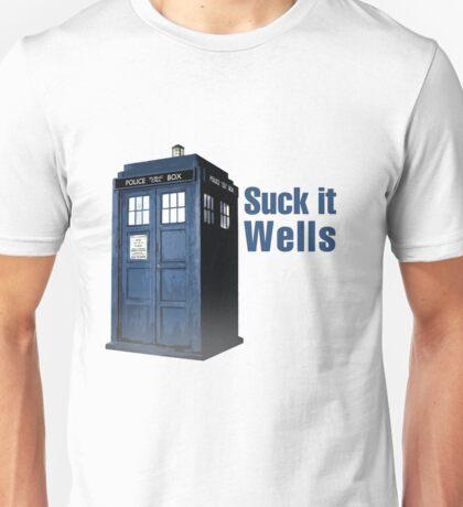 Suck it Wells Unisex T-Shirt