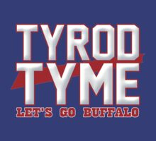 It's Tyme! by ABC Tee!