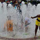 Water Fountain by Eileen Brymer