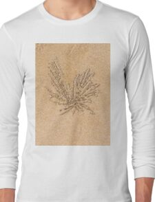 Sand balls and living the beach crab holes Long Sleeve T-Shirt