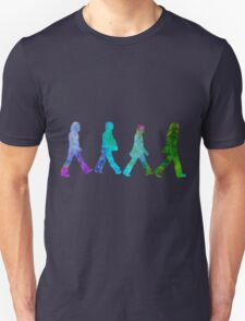 abeyroad color T-Shirt