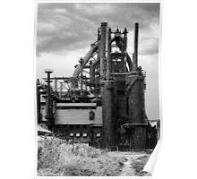 Bethlehem Steel Poster