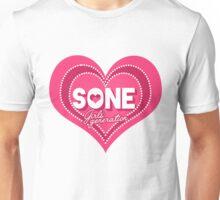 SONE Heart Unisex T-Shirt