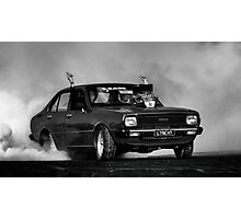 LYNCHY Tread Cemetery Burnout Photographic Print