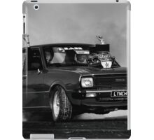 LYNCHY Tread Cemetery Burnout iPad Case/Skin