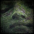 TTV-CEMETERY STATUE.  by mikepemberton