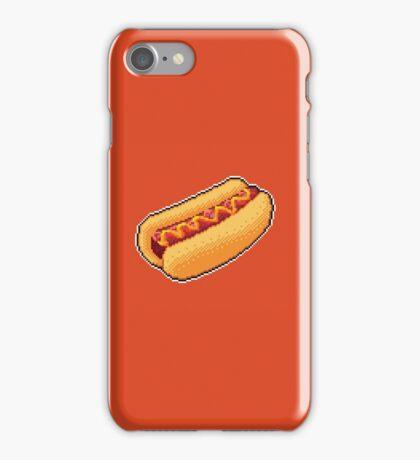 Pixel Hot Dog iPhone Case/Skin