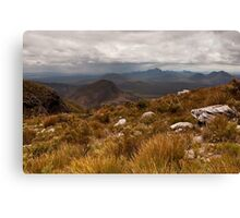 """Magestic Ranges"" Canvas Print"