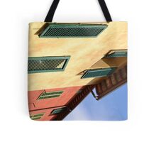 Siena Shutters Tote Bag