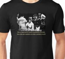 Rocky Quote #1 ITA Unisex T-Shirt