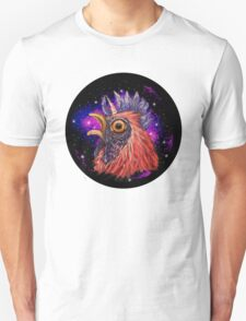 This Chicken has seen things.. Unisex T-Shirt