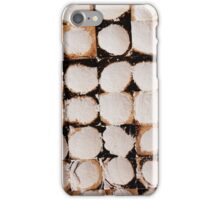 Cool vintage/hipster design print: Bubbles. iPhone Case/Skin