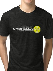The Yellow Umbrella Corporation Tri-blend T-Shirt